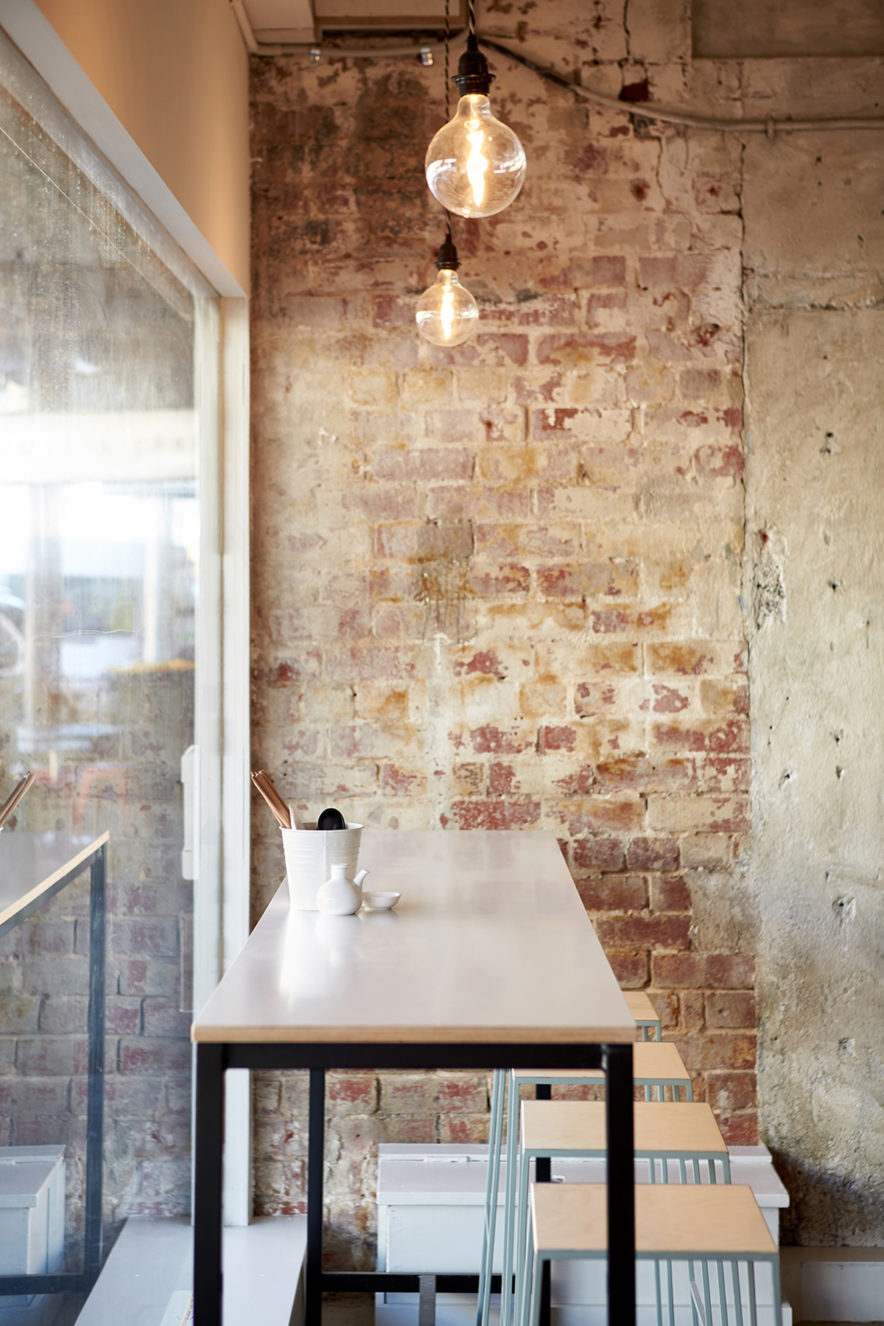 JAC& Soko melbourne restaurant food and interiors photography