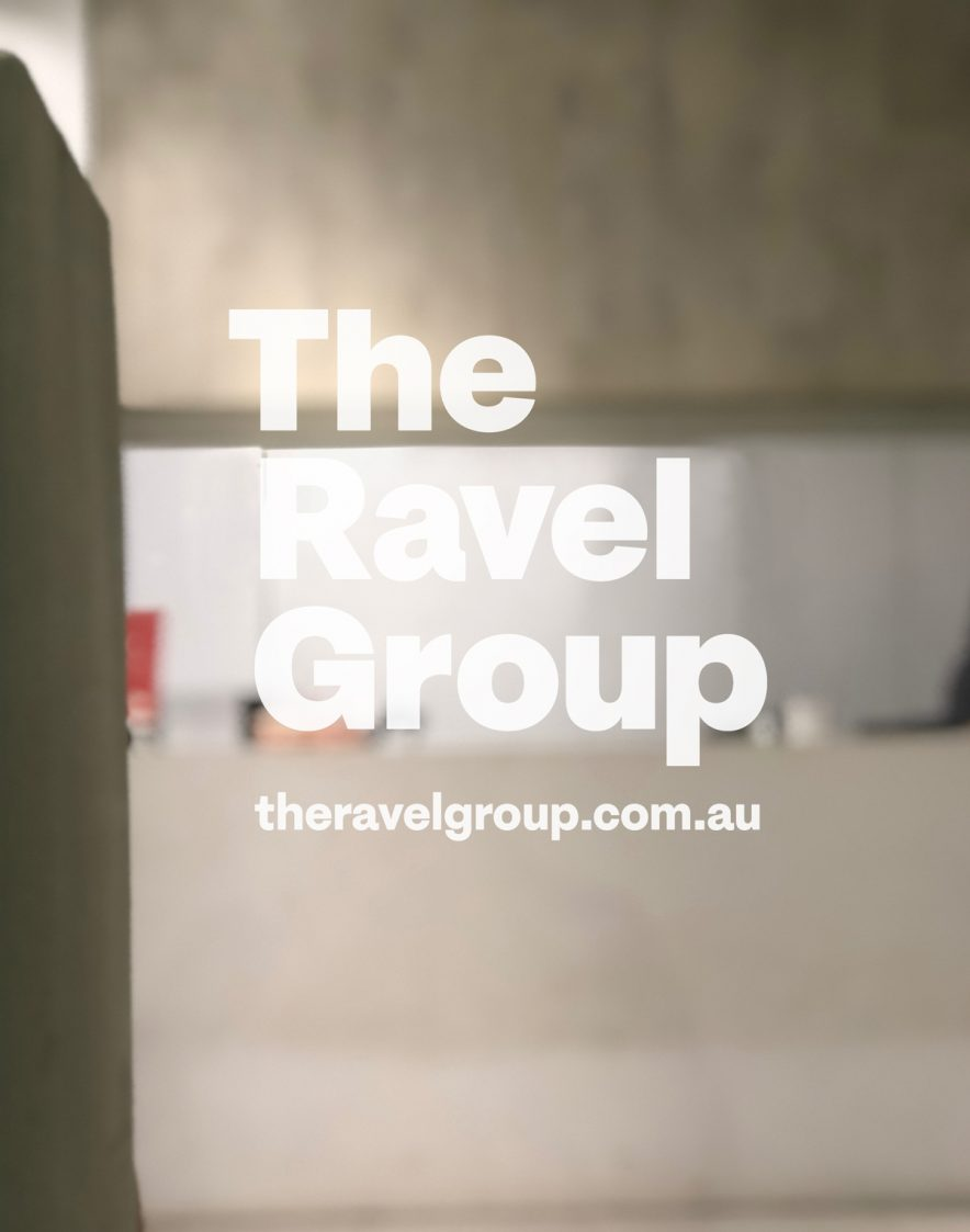 JAC& The Ravel Group Branding